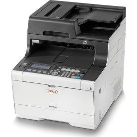 OKI MC563dn MFP farve printer