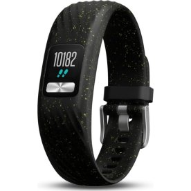 Garmin vívofit® 4 aktivitetstracker, plet sort S/M
