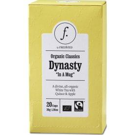 Fredsted Organic Classics Dynasty Te, 20 brev