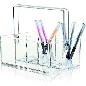 Gave: Nomess Tool Box, clear