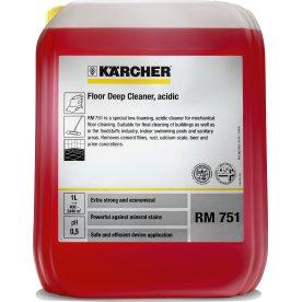 Kärcher Grundrengøringsmiddel kalkfjerner RM 751