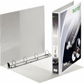 Leitz SoftClick Indstiksringbind A4+, 4 DR, 38 mm