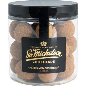 Sv. Michelsen lakrids med chokoladeovertræk