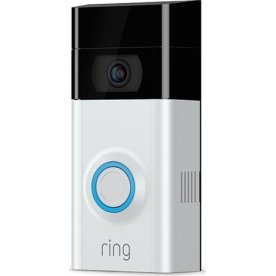 Ring Doorbell V2 ringeklokke med Full HD kamera