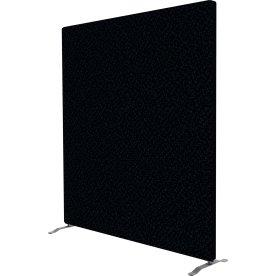 Easy skærmvæg H170xB160 cm sort