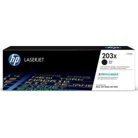HP LaserJet 203X lasertoner, sort, 3.200s