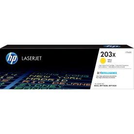 HP LaserJet 203X lasertoner, gul, 2.500s