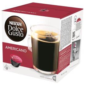 Dolce Gusto Americano Kaffekapsler, 16 stk.