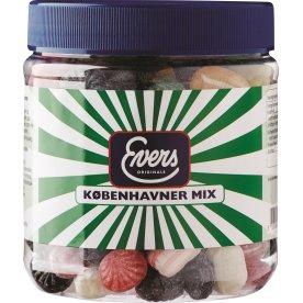 Evers Københavnermix bolcher, 1000g
