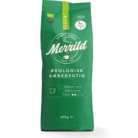 Merrild Økologisk kaffe, 500 g
