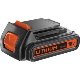 Black & Decker 18V batteri 2.0 ah