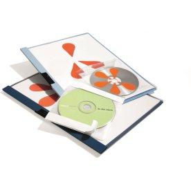 Durable Selvklæbende CD-lomme, 10 stk.