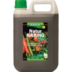 HORNUM Natur Næring, Vegetabilsk, 2,5 liter