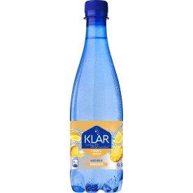 Aqua D'or KLAR Citron & Ananas, 0,5 l inkl. pant