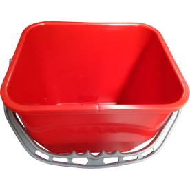 Minatol Spand, 13 L, rød