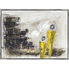 Maleri Original, 80x110 cm, inkl. ramme