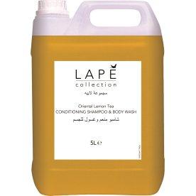 LAPE Oriental lemon tea shower & body wash, 5 L