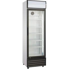 Scandomestic SD 416-1 Displaykøleskab, hvid