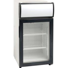 Scandomestic SC 51 Displaykøleskab, 50 liter