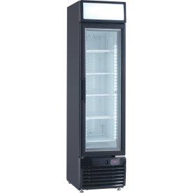 Scandomestic SF 217 Displayfryser, 142 liter
