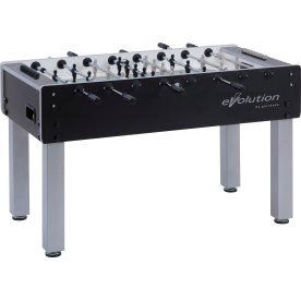 Garlando G-500 Evolution bordfodboldspil, sort