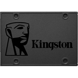 "Kingston A400 ekstern harddisk SSD 2.5"" - 240 GB"