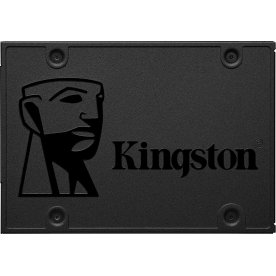 "Kingston A400 ekstern harddisk SSD 2.5"" - 480 GB"