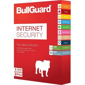 BullGuard Internet Security, antivirus (Attach)