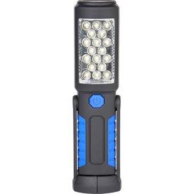 RING RIL82 LED arbejdslampe - Multijusterbar