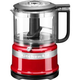 KitchenAid mini-foodprocessor, rød - 0,95 liter