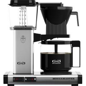 Moccamaster KBG962 AO Kaffemaskine, børstet stål