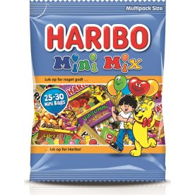 Haribo Mini selection, 300 g