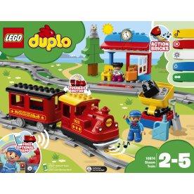 LEGO DUPLO 10874 Damptog, 2-5 år