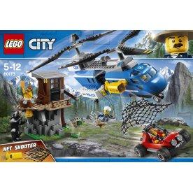 LEGO City 60173 Anholdelse på bjerget, 5-12 år
