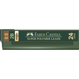 Faber-Castell Super Polymer Stifter 0,5 mm 2B