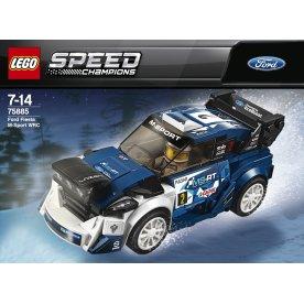 LEGO Speed C. 75885 Ford Fiesta M-Sport WRC 7-14år