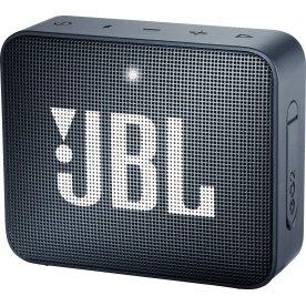 JBL GO 2 - Bluetooth højtaler, navy blå