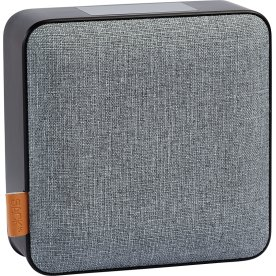 WOOFit DAB+ Radio og højtaler, dusty blue