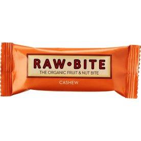 Rawbite Cashew Snackbar, 50g