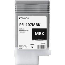 CANON PFI-107 ink cartridge mat black