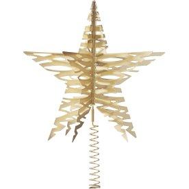 Stelton Tangle Topstjerne, Messing