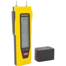 Stanley fugtmåler, 0-37 °C, træfugt op til 44 %