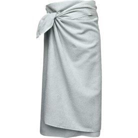 4 stk. håndklæder fra The Organic Company, lyseblå