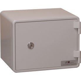 Brandsikkert dokumentskab, ES-15K, 14 l, Nøglelås