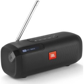 JBL TUNER - Sort - DAB Radio med bluetooth