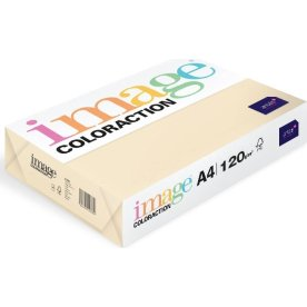 Image Coloraction A4, 120g, 250ark, cream