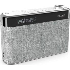 Pure Radio Avalon N5 Bluetooth m. FM/DAB/DAB+, Grå