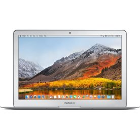 "Brugt Apple Macbook Air 13"", 128GB, sølv (A)"
