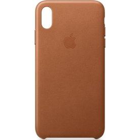 Apple cover til iPhone Xs Max i læder, brun
