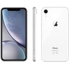 Apple iPhone XR 64GB, hvid
